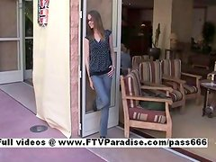 Penny Amazing Amateur Teenage Flashing