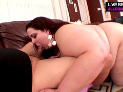fat blowjob amazing tits  with bbw attitude part 2