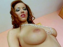 Angel Dark is a sinfully sexy porn diva with long
