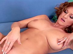Horny milf is horny and eager
