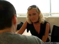 Sophie Moone gives interview to Hot Video magazine