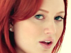 Redhead sweetheart Molly Shaw is fucking hot