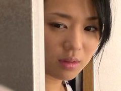 Busty babe Sora Aoi gets her face and pussy fucked!