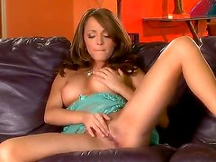Adorable babe Charlie Laine with alluring