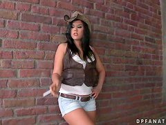 Madison Paker is An Easy-Going Gal When it Comes to Cocks