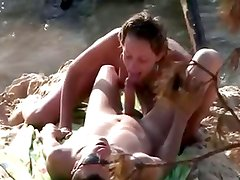Beach Sex Spy Cam