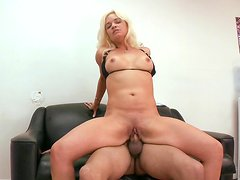 Milf Cameron Cain being banged on the casting