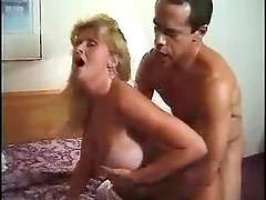 Mature in boots fucked in the butt from behind