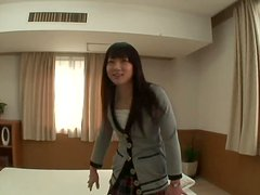 Lovely Japanese Teen Nanami Honda Fucks For The First Time On Camera