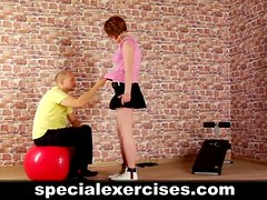 Sumiso - Submissive training for youg lady