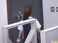 Japanese School Girl Needs A Quick Dicking In Her Tight Teen Twat