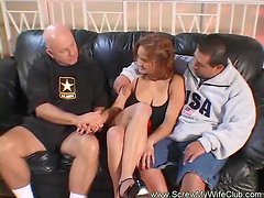 Mrs. Cora Gets Screwed But Wants It