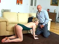 Lily LaBeau is a secretary in