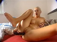 Amateur bitch masturbate and fucked - german - csm