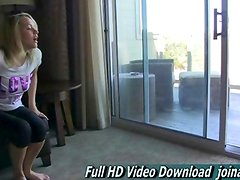 Jessica Valentine Blonde Fetish Vaginal Contractions