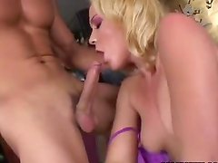 Play sex game involving Mommies melons