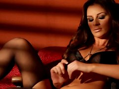 Nadia Marcella Turns The Light On & The Heat Up