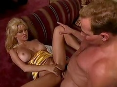 Pretty pornstar pounded in the asshole