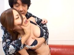 Sexy Asian doll Yayoi Iha  is fucked in different positions