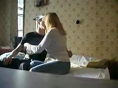Colegio - Aged Russian Mommy and Chap from College Fucking on Movie