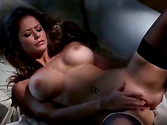 Emily Addison ends her day in
