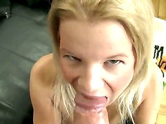 Rocco Siffredi gets his pecker sucked by Bianca Lovely, after she had fisted and pounded her anal with dildo