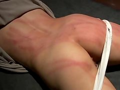 Horny Japanese babe is tortured in her ass