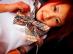 Sexy Asian babe Ichigo Morino is getting her pussy licked