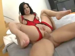 Incredible hottie Rebeca Linares hardcore