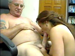 Slut Auditions For Old Pervert