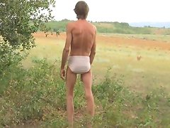 Fist Fucked and In the Ass Extreme Outdoors
