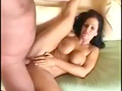 Load lands in the milf mouth after sex