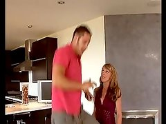 Big-Titted milf Shayla LaVeaux seduces the hung handyman