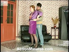 Patty and Adam sexual aged action