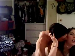 Amateur Couple Make A Sex Tape For Their Collection