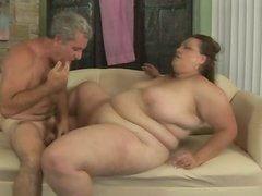 Angelina is a real deal for those guy who like super BBW grade