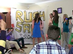 Rush sale scene is given to you by Bang Bros Network