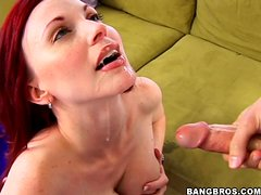 Neesa blows and gets fucked in standing and other positions