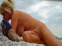 Russian nude beach 2